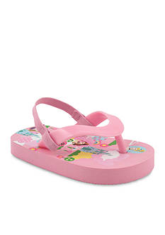 Nursery Rhyme Pink Princess Flip Flop