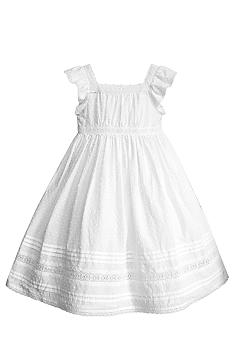Marmellata Swiss Dot Dress Toddler Girls