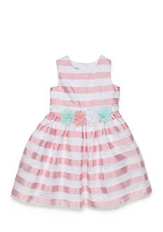 Marmellata Burnout Ribbon Dress Toddler Girls