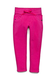 J Khaki™ Solid Leggings Toddler Girls