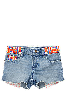 Lucky Brand Riley Denim Short Toddler Girls