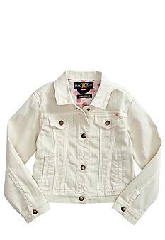 Sabrina Denim Jacket Toddler Girls