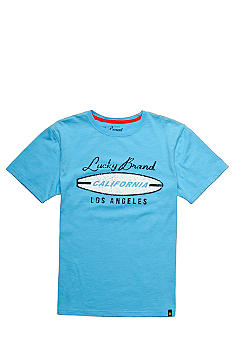 Lucky Brand Surfboard Tee Toddler Boys