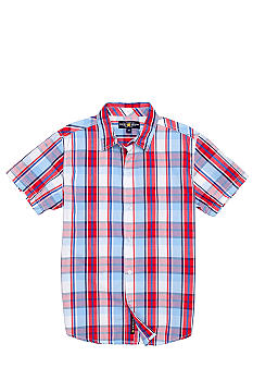 Lucky Brand Newport Woven Top Toddler Boys