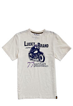 Lucky Brand Big Isle of Man Tee Toddler Boy