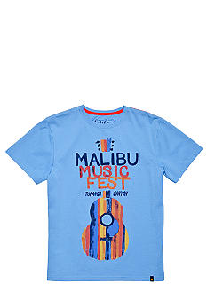 Lucky Brand Malibu Music Fest Tee Toddler Boys