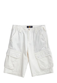 Lucky Brand Sapporo Cargo Canvas Short Toddler Boy