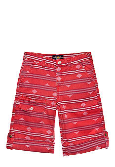 Lucky Brand Indra Printed Short Toddler Boy