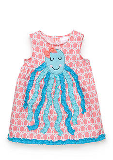 Nursery Rhyme Play™ 2-Piece Octopus Dress and Bloomer Set