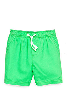 Nursery Rhyme Play™ Twill Flat Front Shorts