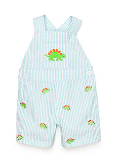 Nursery Rhyme Play™ Seersucker Dino Shortall