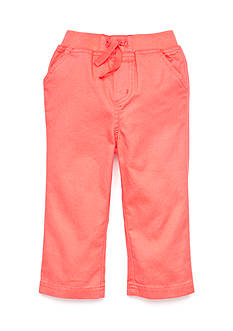Nursery Rhyme Play™ Solid Twill Pants
