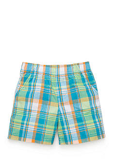 Nursery Rhyme Play™ Plaid Shorts