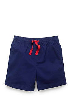 Nursery Rhyme Play™ Solid Twill Shorts