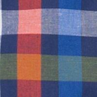 Baby Boy Casual Clothes: Blue Nursery Rhyme Plaid Button Down Shirt Baby/Infant Boy