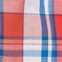 Baby Boy Casual Clothes: Red Nursery Rhyme Plaid Button Down Shirt Baby/Infant Boy