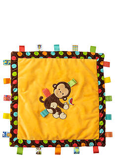 Taggies™ Dazzle Dots Monkey Cozy Blanket