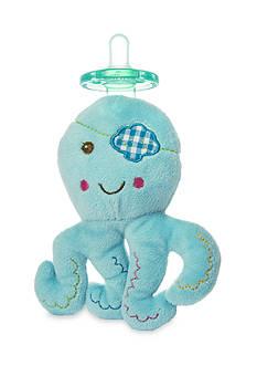 WubbaNub™ Plush Buccaneer Octopus Pacifier