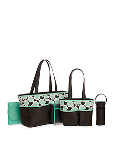 Carter's® 5-in-1 Floral Tote Set
