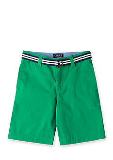Chaps Flat Front Chino Short Toddler Boys