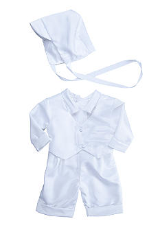 The Children's Hour 3-Piece Christening Set