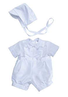 The Children's Hour Cross Embroider Overall Set