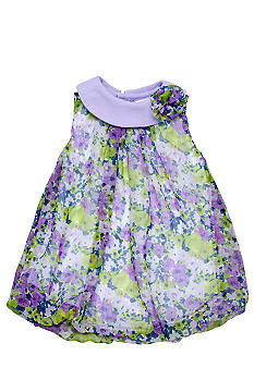 Baby Essentials Flower Bubble Romper