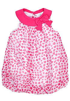 Baby Essentials Heart Bubble Romper