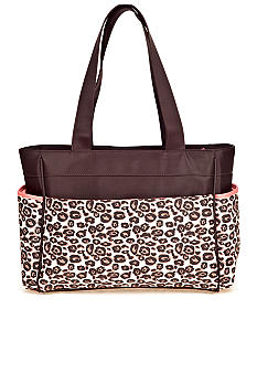 Baby Essentials Cheetah Diaper Bag
