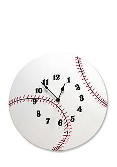 Trend Lab Little MVP Baseball Wall Clock