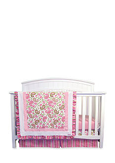 Trend Lab Paisley Park 3 Piece Crib Bedding Set - Online Only