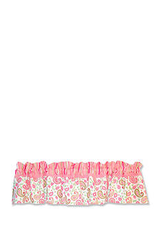 Trend Lab Paisley Park Window Valance - Online Only