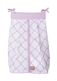 Trend Lab Orchid Bloom Diaper Stacker