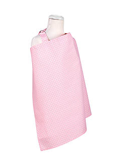 Trend Lab Pink Sky Dot Nursing Cover