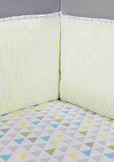 Trend Lab Triangles Crib Bumpers