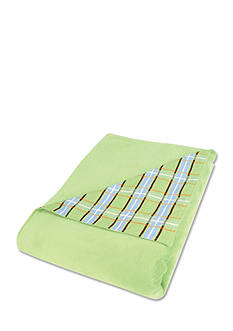 Trend Lab Baby Barnyard Receiving Blanket - Online Only