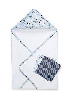 Trend Lab Baby Barnyard 3 Pack Bath Bundle Box Set
