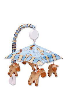 Trend Lab Cowboy Baby Musical Crib Mobile