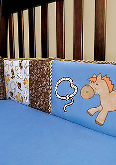 Trend Lab Cowboy Baby Crib Bumpers