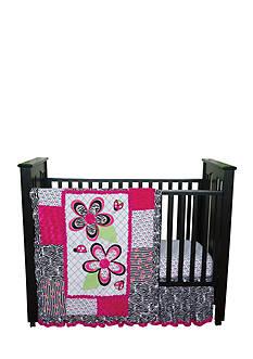 Trend Lab Zahara 3-Piece Crib Bedding Set