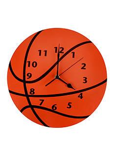 Trend Lab Little MVP Basketball Wall Clock