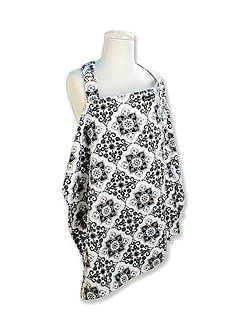 Trend Lab Versailles Black & White Nursing Cover