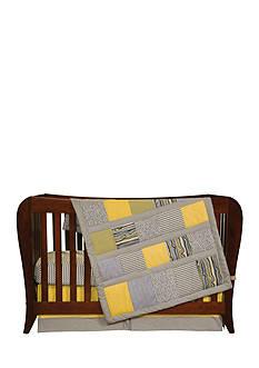 Trend Lab Hello Sunshine 3 Piece Crib Bedding Set