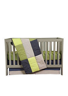 Trend Lab Perfectly Preppy 3-Piece Crib Bedding Set