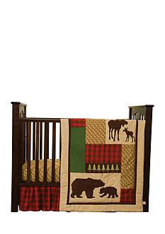 Trend Lab Northwoods 3-Piece Crib Bedding Set