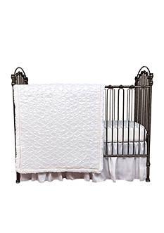 Trend Lab Marshmallow 3-Piece Crib Bedding Set