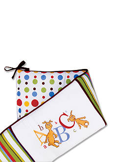 Trend Lab Dr. Seuss™ ABC Crib Bumpers