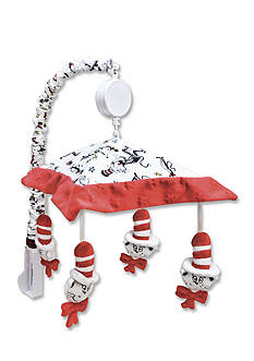 Trend Lab Dr. Seuss The Cat in the Hat Musical Crib Mobile