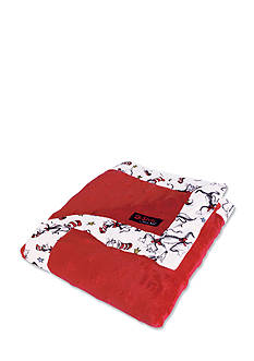 Trend Lab Dr. Seuss™ The Cat in the Hat Red Receiving Blanket