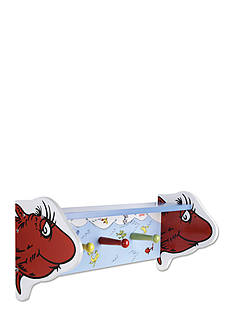Trend Lab Dr. Seuss One Fish, Two Fish Shelf with Pegs